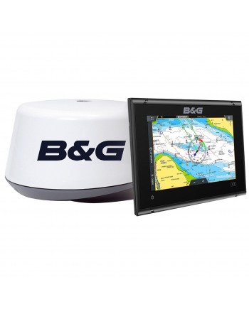 B&G Vulcan 7 R & 3g Radar Bundle