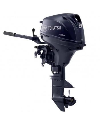 "2019 Tohatsu 9.9 HP MFS9.9EEFTUL Outboard Motor 25"" Electric"