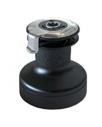 Lewmar 45st Evo Two Speed Self Tailing Black Winch