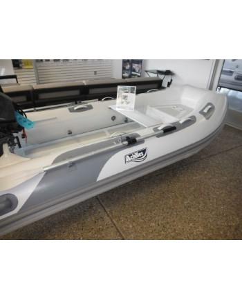 Achilles HB-335AX Aluminum Hull Inflatable (RIB) 11', Hypalon, 2018
