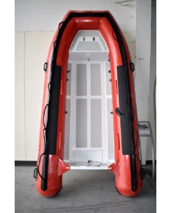 Achilles HB-335AX-PRO Aluminum Hull Inflatable (RIB) 11', Hypalon, 2020