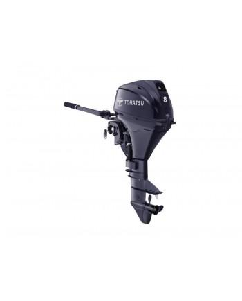 2020 Tohatsu 8 HP MFS8BL Outboard Motor