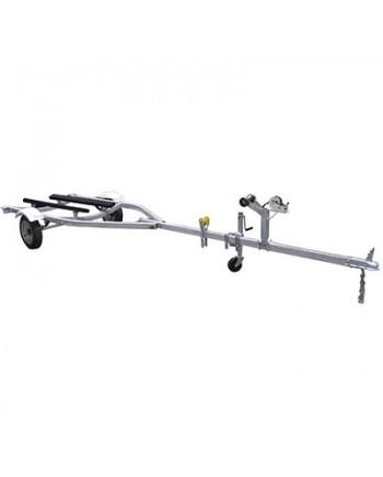 Venture Single-Axle Galvanized Bunk Trailer 1800 lbs 2020