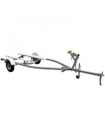Venture Single-Axle Galvanized Bunk Trailer 2000 lbs 2020