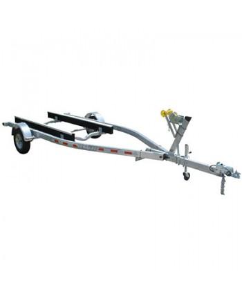Venture Single-Axle Galvanized Bunk Trailer 2800 lbs 2020