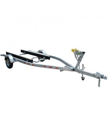 Venture Single-Axle Galvanized Bunk Trailer 3300 lbs 2020