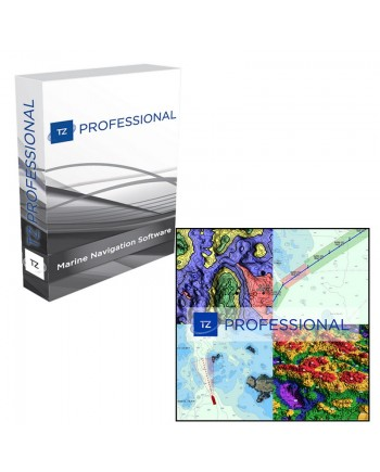 Nobeltec Tz Professional Software On Usb Flashdrive & Noaa Charts Installed