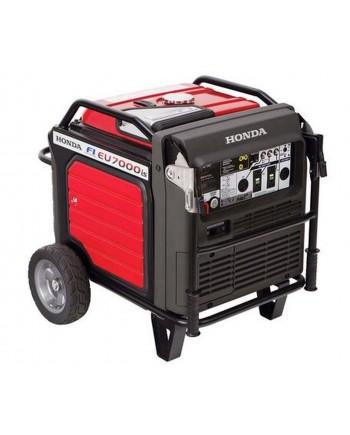 Honda EU7000is - 5500 Watt Electric Start Portable Inverter Generator (CARB)
