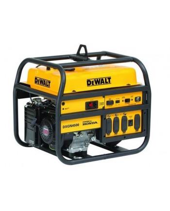DeWalt DXGN4500 - 4200 Watt Professional Portable Generator w/ Honda GX Engine
