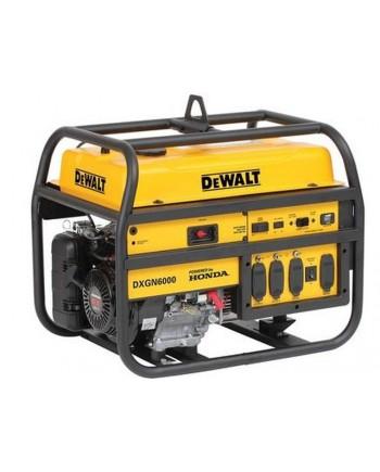 DeWalt DXGN6000 - 5300 Watt Professional Portable Generator w/ Honda GX Engine