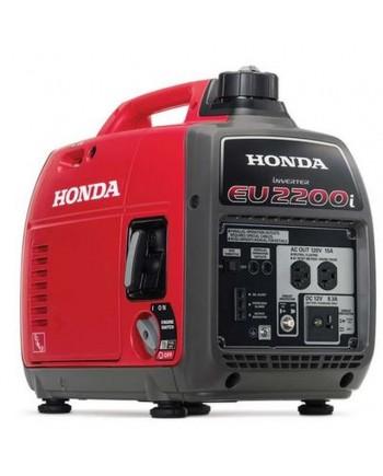 Honda EU2200i - 1800 Watt Portable Inverter Generator (CARB)