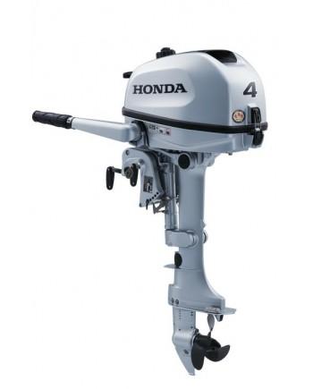 "2020 HONDA 4 HP BF4AHSHNA Outboard Motor 15"" Shaft Length Short"