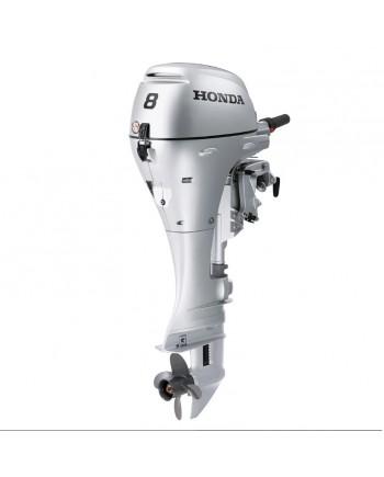 "2020 HONDA 8 HP BFP8DK3XHS Outboard Motor 25"" Shaft Length Extra Long"