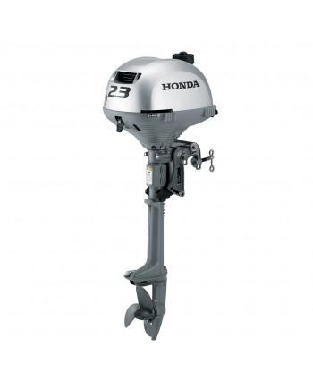 "2020 HONDA 2.3 HP BF2.3DHSCH Outboard Motor 15"" Shaft Length"