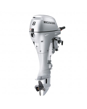 "2020 HONDA 8 HP BFP8DK3LHT Outboard Motor 20"" Shaft Length"