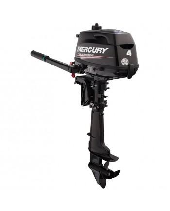 "2020 Mercury 4 HP 4MH Outboard Motor 15"" Shaft Length Short"