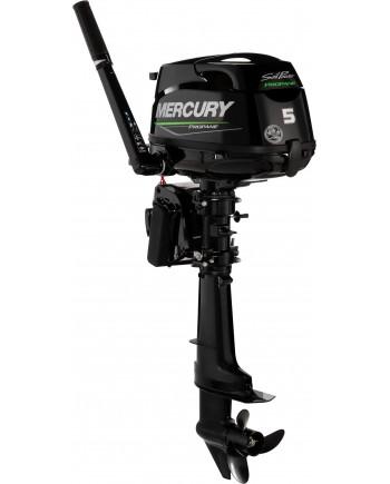 "2020 Mercury 5 HP 5MLH-LPG Propane Outboard Motor 20"" Shaft Length"