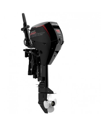 "2020 Mercury 15 HP EFI 15EXLHPT-CT-PK Outboard Motor 25"" Shaft Length"