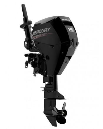 "2020 Mercury 15 HP EFI 15EH Outboard Motor 15"" Shaft Length Short"