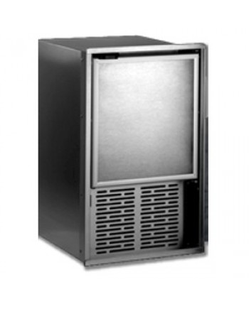 Raritan Icerette Automatic Ice Cube Maker - Stainless Steel – 115vac (Special Order, Truck Freight)