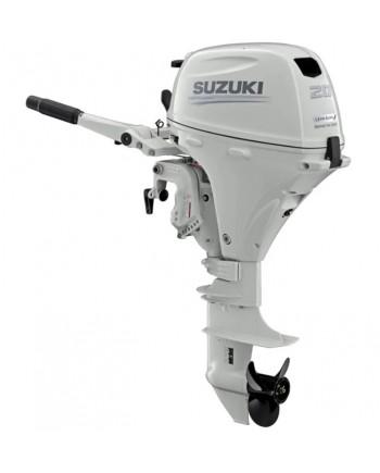 "Suzuki 20 HP DF20ASW2 Outboard Motor 15"" Shaft Length"