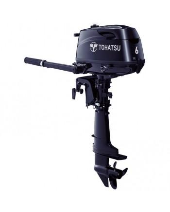 "2020 Tohatsu 6 HP MFS6CS Outboard Motor 15"" Shaft Length"