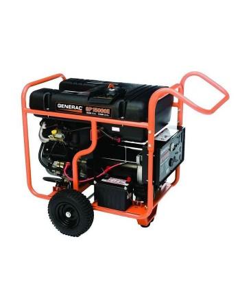 Generac GP15000E 992cc 15,000-Watt 120/240-Volt Electric Start Portable Generator - 5734