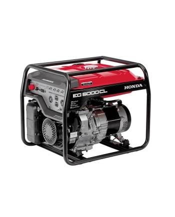 Honda EG5000 389cc 5,000-Watt 120/240-Volt Electric Start Gasoline Portable Generator
