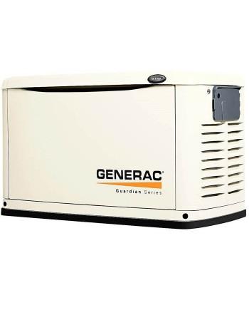 Generac 6245 8kW 8,000-Watt Air-Cooled Standby Generator Enclosure