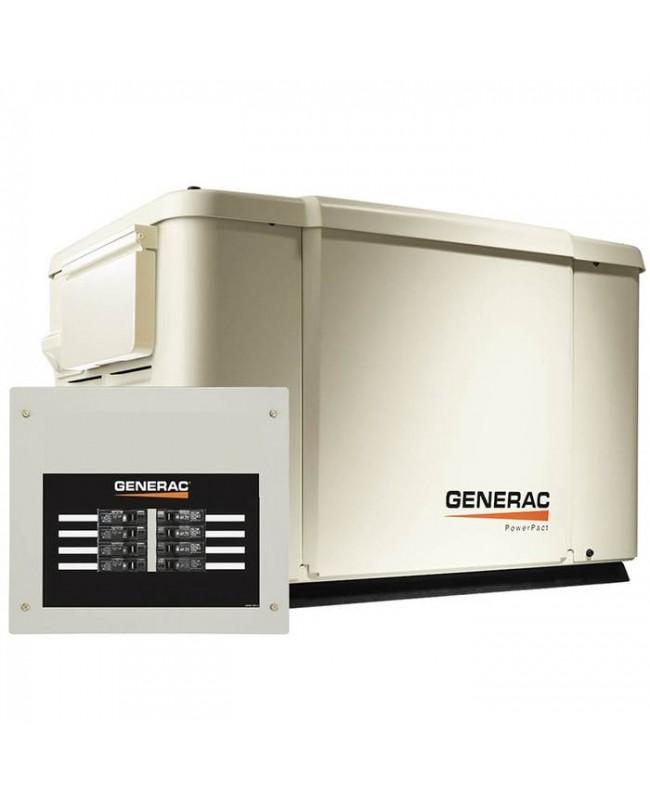 Generac 6998 7,500-Watt StandbyPact Home Standby Back up Standby Generator