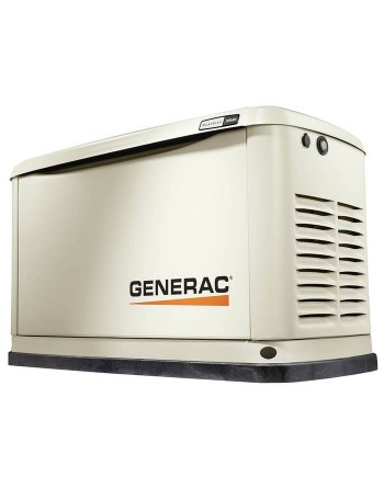 Generac 7040 20,000-Watt 200-Amp Air Cooled Standby Back up Standby Generator