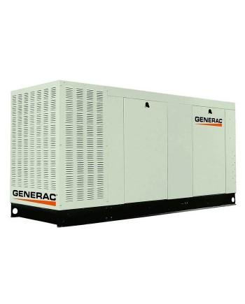 Generac QT13068ANAC 130kW 3,600-Rpm Commercial Series Aluminum Enclosed Generator