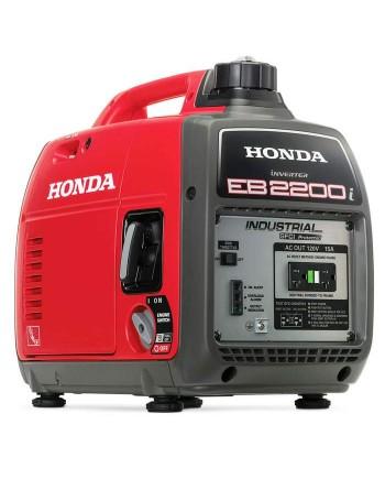 Honda EB2200i 2,200-Watt 121cc Recoil Start Portable inverter Generator