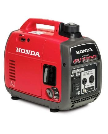 Honda EU2200ic 2200-Watt 121cc Companion Recoil Start Portable inverter Generator