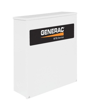 Generac RTSN100J3 Guardian 100-Amp Fully Automatic Transfer Switch 120/240V