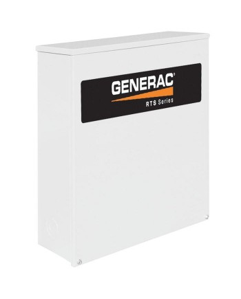 Generac RTSN200G3 Guardian 200 Amp 3-Phase Automatic Transfer Switch 120/208V
