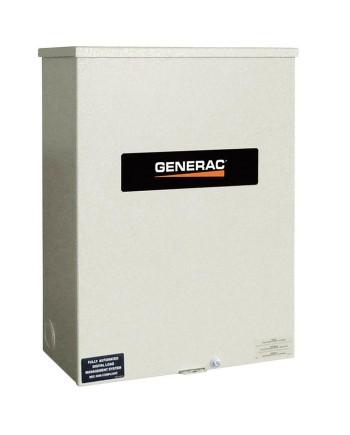 Generac RTSN400J3 Guardian 400-Amp Automatic Transfer Switch (120/240V 3-Phase)